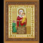 """Набор для вышивания бисером """"Пресвятая Богородица Нечаянная Радость"""" """"Паутинка"""""""