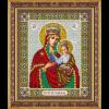 """Набор для вышивания бисером """"Пресвятая Богородица Черниговская"""" """"Паутинка"""""""