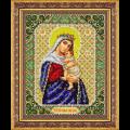 """Набор для вышивания бисером """"Пр. Богородица Отчаянных единая надежда"""" """"Паутинка"""""""