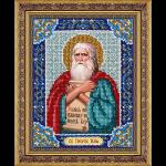 """Набор для вышивания бисером """"Святой Пророк Илья"""" """"Паутинка"""""""