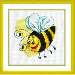 """Набор для вышивания бисером """"Пчелка"""" """"Паутинка"""""""