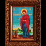 """Набор для вышивания бисером """"Богородица Геронтисса"""" """"Радуга бисера"""""""