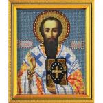 """Набор для вышивания бисером  """"Св. Василий Великий"""" """"Радуга бисера"""""""
