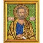"""Набор для вышивания бисером  """"Св. Пётр"""" """"Радуга бисера"""""""