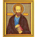 """Набор для вышивания бисером  """"Св. Павел"""" """"Радуга бисера"""""""