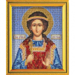 """Набор для вышивания бисером  """"Св. Кристина"""" """"Радуга бисера"""""""