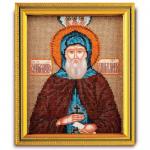"""Набор для вышивания бисером  """"Св. Даниил"""" """"Радуга бисера"""""""