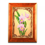 """Набор для вышивания бисером  """"Грациозные орхидеи"""" """"Радуга бисера"""""""