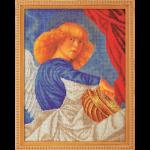 """Набор для вышивания бисером """"Музицирующий ангел. Примо"""" """"Радуга бисера"""""""