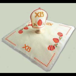 """Набор для вышивания Салфетка """"Пасха"""" """"Zengana"""""""