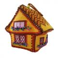 """Набор для вышивания Игрушки """"Солнечный домик"""" """"Zengana"""""""