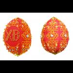 """Набор для вышивания бисером Яйцо """"Краса"""" """"Zengana"""""""