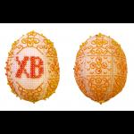 """Набор для вышивания бисером Яйцо """"Заря"""" """"Zengana"""""""