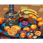 """Канва с рисунком для вышивания гобелена 11863 50х60см """"Collection D'art"""""""