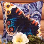 """Набор для вышивания Подушка """"Чарующая бабочка"""" 40х40см """"Collection Dart"""""""