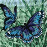 """Набор для вышивания гобелена """"Дуэт бабочек"""" """"Dimensions"""" (США)"""