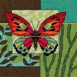 "Набор для вышивания гобелена ""Бабочка"" ""Dimensions"""
