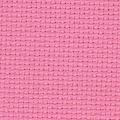 """Канва Аида 14 цв. 02 розовый, 130х100 см """"Permin"""""""