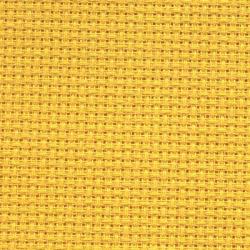 """Канва Аида 14 цв. 273 ярко-жёлтый, 130х100 см """"Permin"""""""