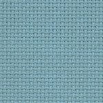 "Канва Аида 14 цв. 274 ярко-голубой, 130х100 см ""Permin"""