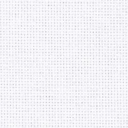 "Канва Аида 14, цвет 100, 48х53 см ""Zweigart"" (Германия)"