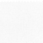 "Канва Аида 18, цвет 100, 48х53 см ""Zweigart"" (Германия)"