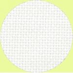 "Канва Линда 27сt, цвет 1, 48х68 см ""Zweigart"" (Германия)"