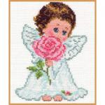 """Набор для вышивания """"Ангелок любви"""" """"Алиса"""""""