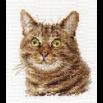 """Набор для вышивания """"Европейский кот"""" """"Алиса"""""""