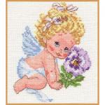 """Набор для вышивания """"Ангелок счастья"""" """"Алиса"""""""