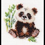 "Набор для вышивания ""Панда"" ""Алиса"""