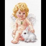 """Набор для вышивания """"Ангел хранитель"""" """"Алиса"""""""