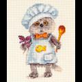 """Набор для вышивания """"Басик шеф повар"""" """"Алиса"""""""