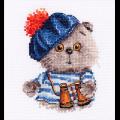 """Набор для вышивания """"Басик моряк"""" """"Алиса"""""""