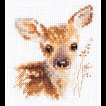 """Набор для вышивания """"Животные в портретах. Оленёнок"""" """"Алиса"""""""