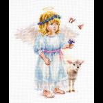 """Набор для вышивания """"Светлый ангел"""" """"Алиса"""""""