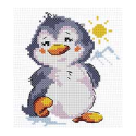 """Набор для вышивания """"Пингвинёнок"""" """"Алиса"""""""