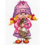 """Набор для вышивания """"Дашенька"""" """"Алиса"""""""