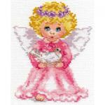 """Набор для вышивания """"Ангелочек"""" """"Алиса"""""""