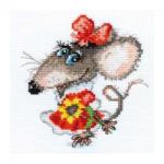 "Набор для вышивания ""Мышуля"" ""Алиса"""