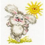 """Набор для вышивания """"Самый солнечный день"""" """"Алиса"""""""