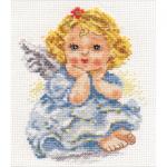 """Набор для вышивания """"Ангелок мечты"""" """"Алиса"""""""