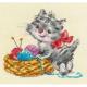 """Набор для вышивания """"Малышка-рукодельница"""" """"Алиса"""""""
