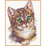 """Набор для вышивания """"Котёнок"""" """"Алиса"""""""