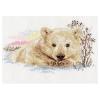 """Набор для вышивания """"Северный медвежонок"""" """"Алиса"""""""