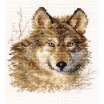 """Набор для вышивания """"Волк"""" """"Алиса"""""""