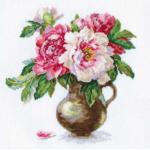 """Набор для вышивания """"Цветущий сад. Пионы"""" """"Алиса"""""""