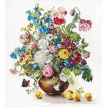 """Набор для вышивания """"Поэзия цветов. Благоухание лета"""" """"Алиса"""""""