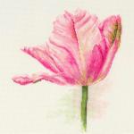 """Набор для вышивания """"Тюльпаны. Нежно-розовый"""" """"Алиса"""""""