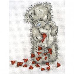 """Набор для вышивания """"Сердечки"""" (""""Little Hearts"""")"""